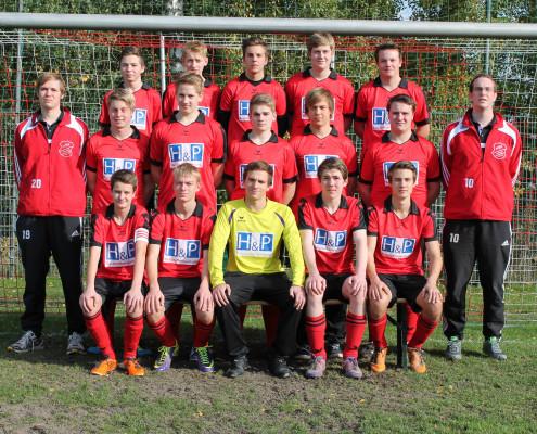 A-Jugend 2013 Mannschaftsfoto 02 (2_3)